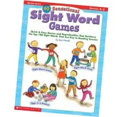 Sensational Sight Word Games