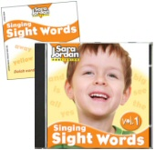 Singing Sight Words